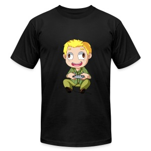 GOG Game Face Men's Tee - Men's T-Shirt by American Apparel
