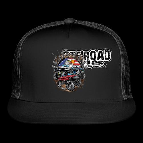 Mudding USA BACK - Trucker Cap