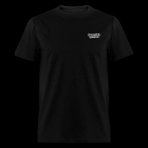 Mudding USA BACK - Men's T-Shirt