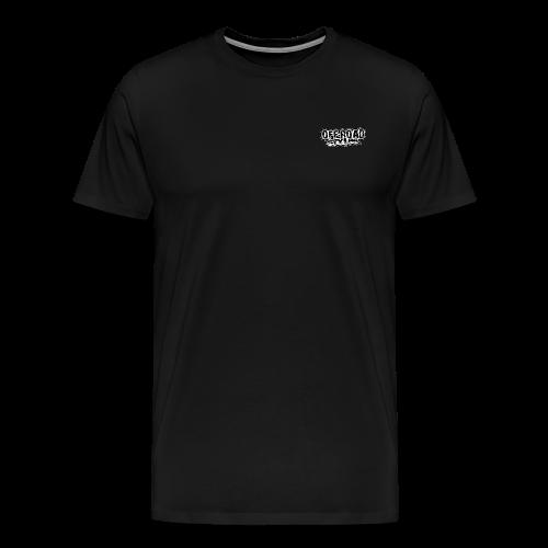 Mudding USA BACK - Men's Premium T-Shirt