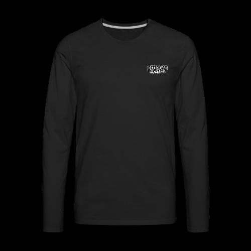 Mudding USA BACK - Men's Premium Long Sleeve T-Shirt