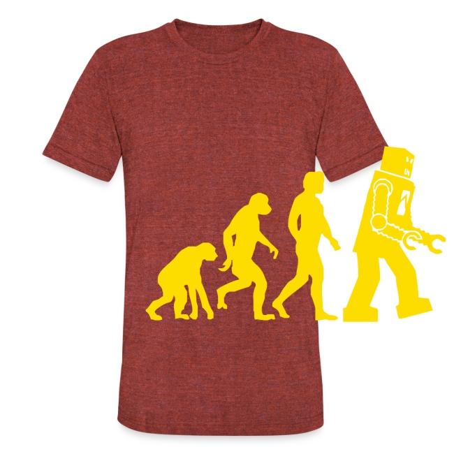 Sheldon Robot Evolution