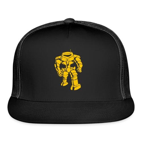 Sheldon: Manbot T-Shirt - Trucker Cap