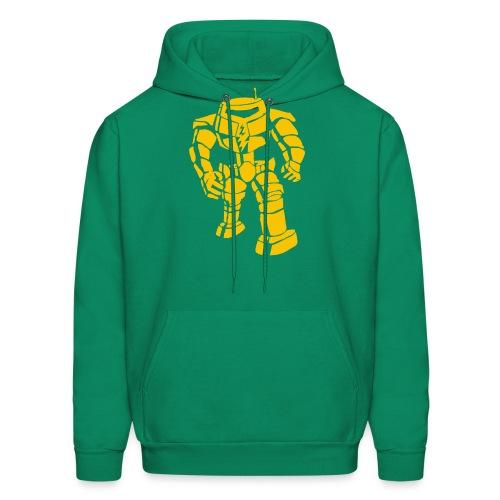 Sheldon: Manbot T-Shirt - Men's Hoodie