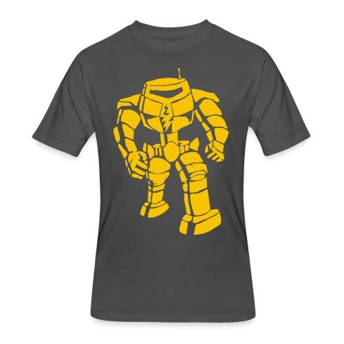 Sheldon: Manbot T-Shirt - Men's 50/50 T-Shirt