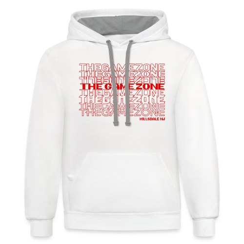Thank You: The Game Zone - Contrast Hoodie