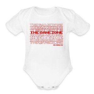 Thank You: The Game Zone - Short Sleeve Baby Bodysuit