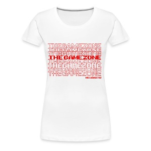 Thank You: The Game Zone - Women's Premium T-Shirt