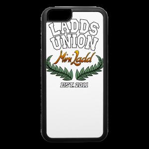Mini Ladd Ladds Union Shirt Mens - iPhone 6/6s Rubber Case