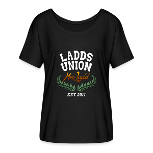 Mini Ladd Ladds Union Shirt Mens - Women's Flowy T-Shirt