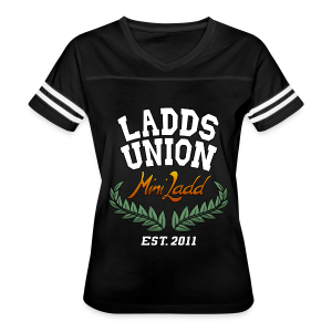 Mini Ladd Ladds Union Shirt Mens - Women's Vintage Sport T-Shirt