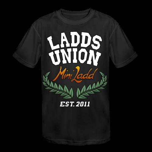 Mini Ladd Ladds Union Shirt Mens - Kid's Moisture Wicking Performance T-Shirt