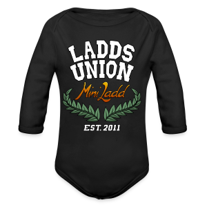Mini Ladd Ladds Union Shirt Mens - Long Sleeve Baby Bodysuit