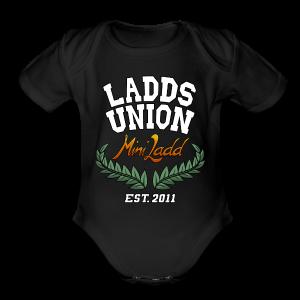 Mini Ladd Ladds Union Shirt Mens - Short Sleeve Baby Bodysuit