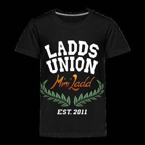 Mini Ladd Ladds Union Shirt Mens - Toddler Premium T-Shirt