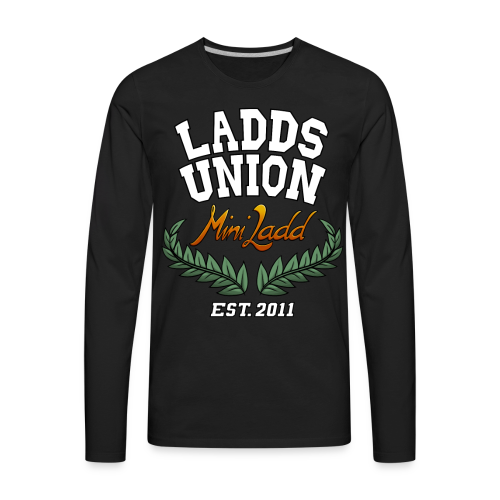 Mini Ladd Ladds Union Shirt Mens - Men's Premium Long Sleeve T-Shirt