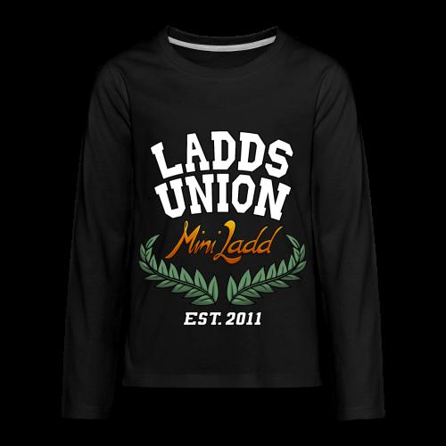Mini Ladd Ladds Union Shirt Mens - Kids' Premium Long Sleeve T-Shirt