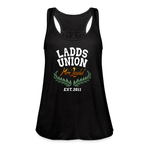 Mini Ladd Ladds Union Womans - Women's Flowy Tank Top by Bella