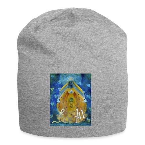 The Cosmic Shakti, Men's Tie Dye T-shirt - Jersey Beanie
