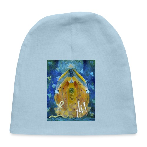 The Cosmic Shakti, Men's Tie Dye T-shirt - Baby Cap