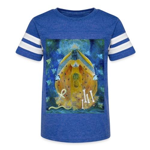 The Cosmic Shakti, Men's Tie Dye T-shirt - Kid's Vintage Sport T-Shirt