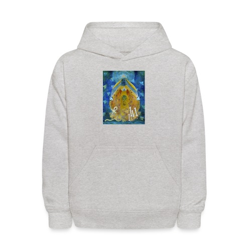The Cosmic Shakti, Men's Tie Dye T-shirt - Kids' Hoodie