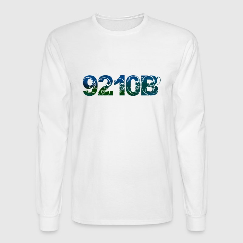 921ob Ocean Beach San Diego Long Sleeve Shirts - Men's Long Sleeve T-Shirt