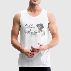 The Urban Sombrero  T-Shirts - Men's Premium Tank