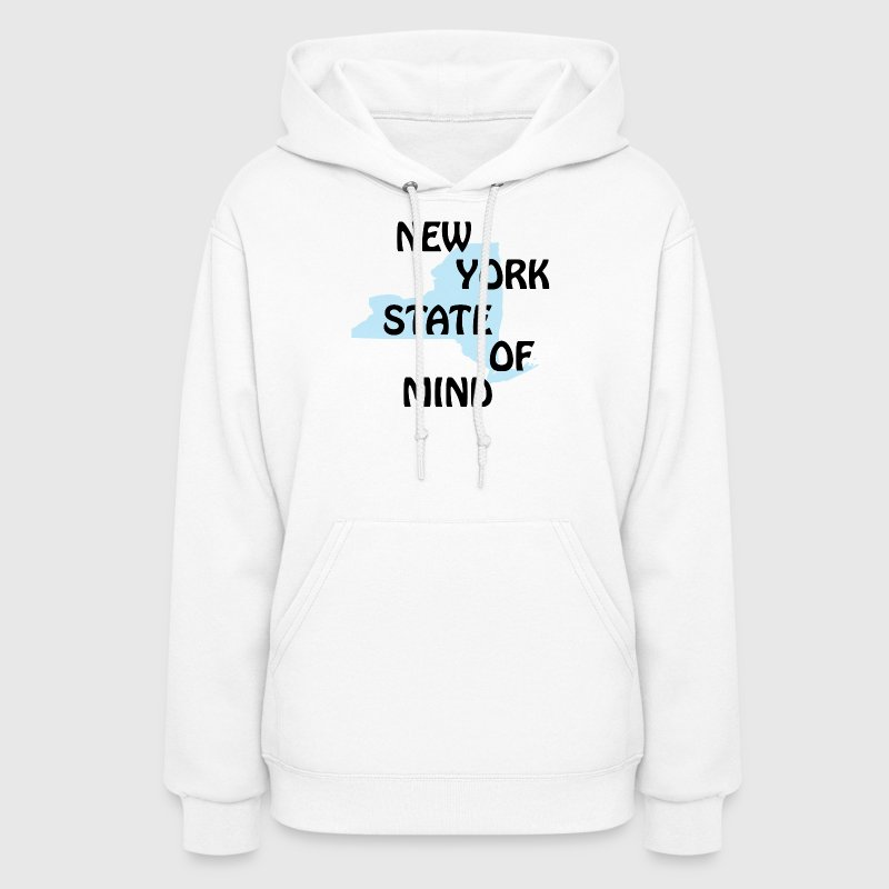 NY New York State of Mind Hoodies - Women's Hoodie