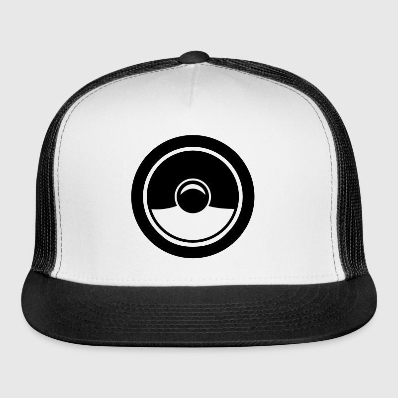 Beatbox Music Sound Club Loud Bass Beat DJ Caps - Trucker Cap