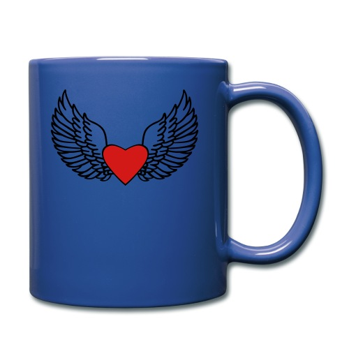 Winged Love - Full Color Mug