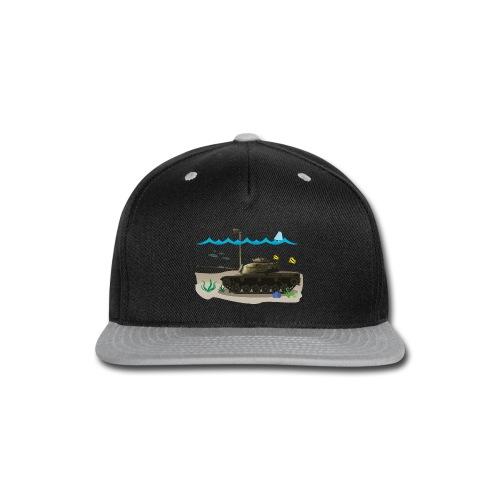 M60 Periscope - Snap-back Baseball Cap