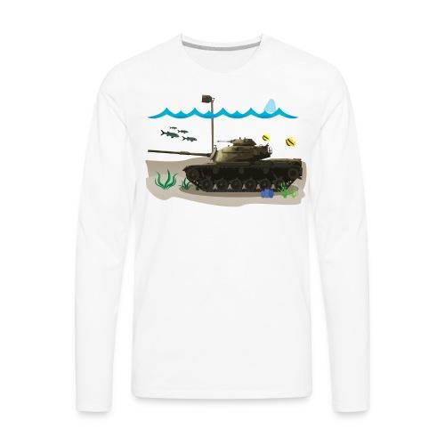 M60 Periscope - Men's Premium Long Sleeve T-Shirt