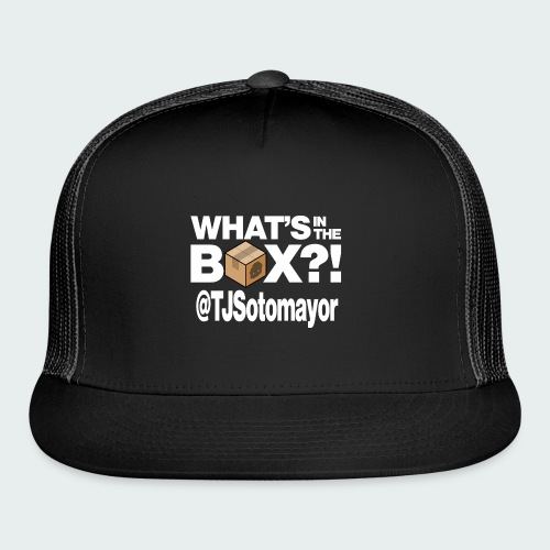 Up to 5XL- What's In The Box? - Trucker Cap