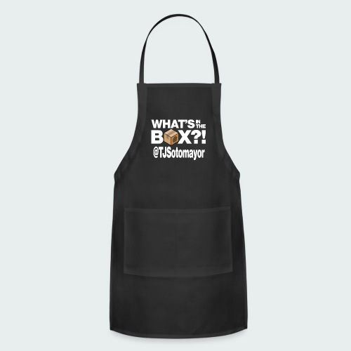 Up to 5XL- What's In The Box? - Adjustable Apron