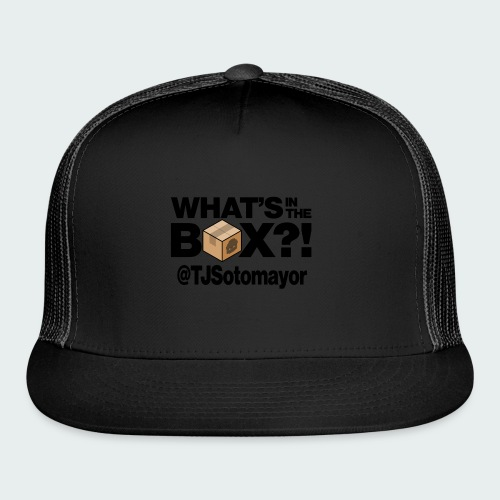 What's In The Box? - Trucker Cap