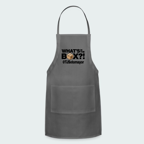 What's In The Box? - Adjustable Apron