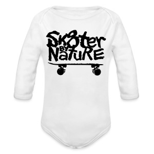 Long Sleeve Baby Bodysuit - tshirts,shopping,gifts,fashion,clothing,city,capitallcity,capitall