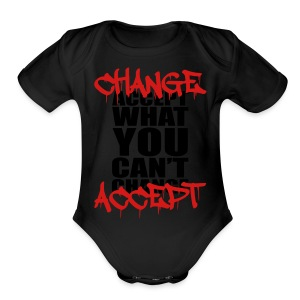 Short Sleeve Baby Bodysuit - tshirts,shopping,gifts,fashion,clothing,city,capitallcity,capitall