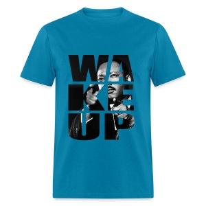 WAKE UP KING - Men's T-Shirt