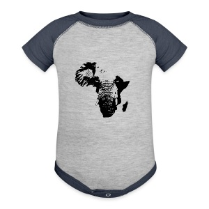 Baby Contrast One Piece - tshirts,shopping,gifts,fashion,clothing,city,capitallcity,capitall