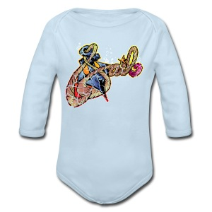 Long Sleeve Baby Bodysuit - capitall,capitallcity,city,clothing,fashion,gifts,shopping,tshirts