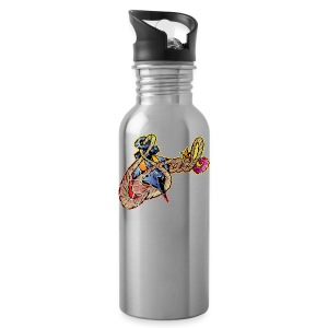 Water Bottle - capitall,capitallcity,city,clothing,fashion,gifts,shopping,tshirts