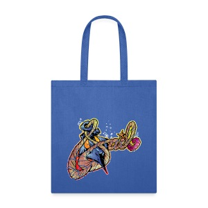 Tote Bag - capitall,capitallcity,city,clothing,fashion,gifts,shopping,tshirts