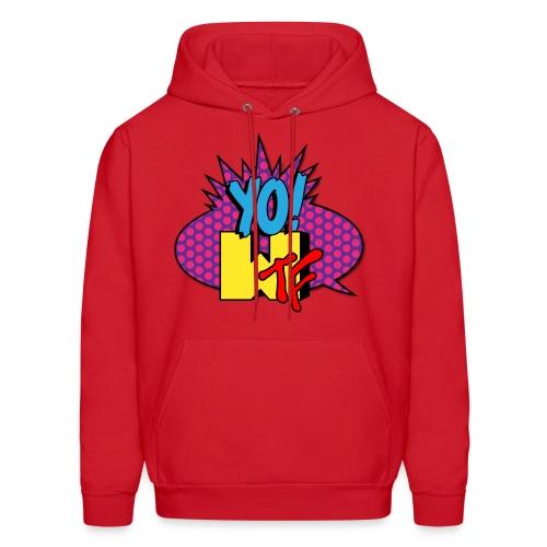 Men's Hoodie - tshirts,shopping,gifts,fashion,clothing,city,capitallcity,capitall,DONT SHOOT