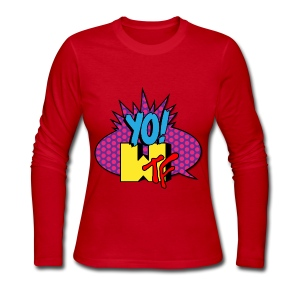 Women's Long Sleeve Jersey T-Shirt - tshirts,shopping,gifts,fashion,clothing,city,capitallcity,capitall,DONT SHOOT