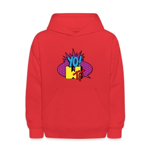Kids' Hoodie - DONT SHOOT,capitall,capitallcity,city,clothing,fashion,gifts,shopping,tshirts
