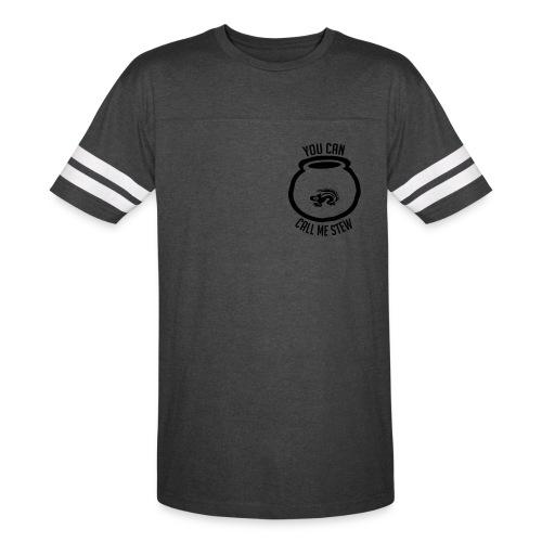 Unisex Shirt w/white print - Vintage Sport T-Shirt