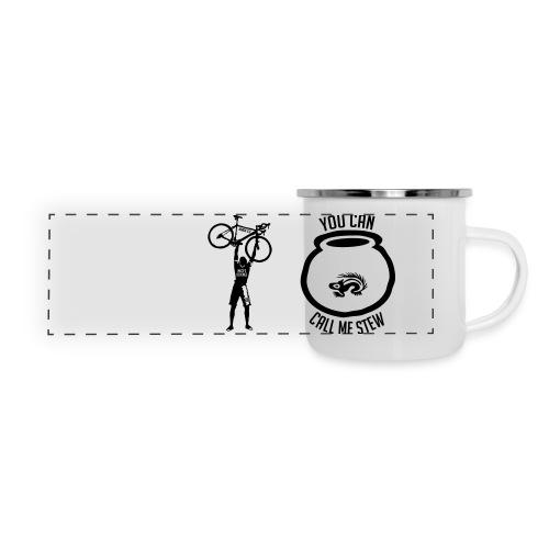 Unisex Shirt w/white print - Panoramic Camper Mug