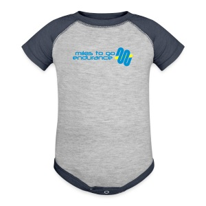 Kids MTGE Logoed T-shirt - Baby Contrast One Piece